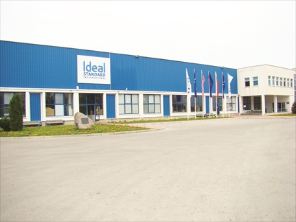 Ideal Standard Fittings Plant